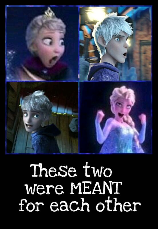 Elsa and jack frost hookup games