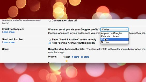 How to Disable Gmail's New Feature that Let Google+ Users Email You
