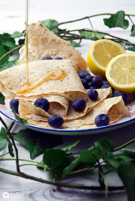 Gluten Free Vegan English Pancake Recipe: