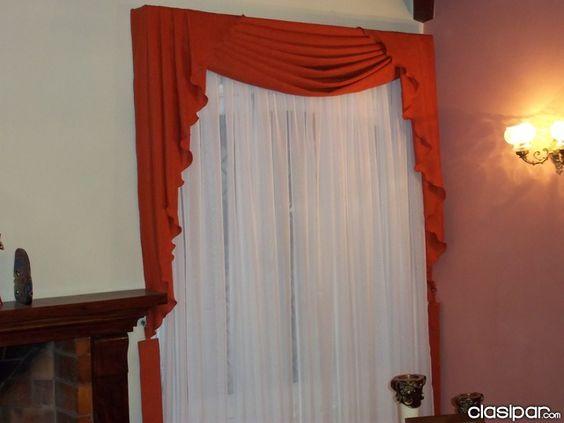 Lavado y mantenimientos de cortinas de todos los tipos en - Tipos de telas para cortinas ...