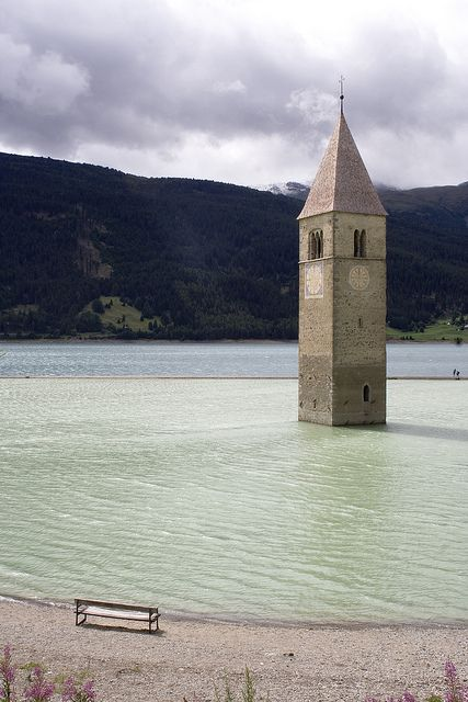 Lago di Curon Venosta