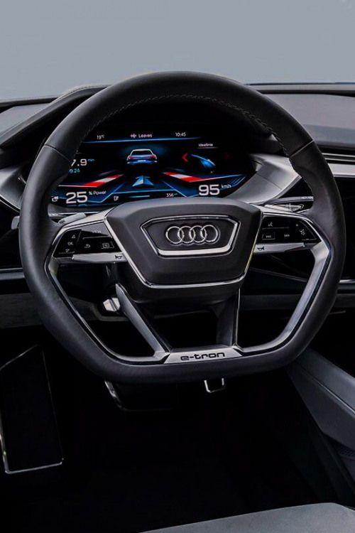 Audi E Tron Dashboard Audi Audi Interior In 2020 Audi E Tron Audi Cars E Tron