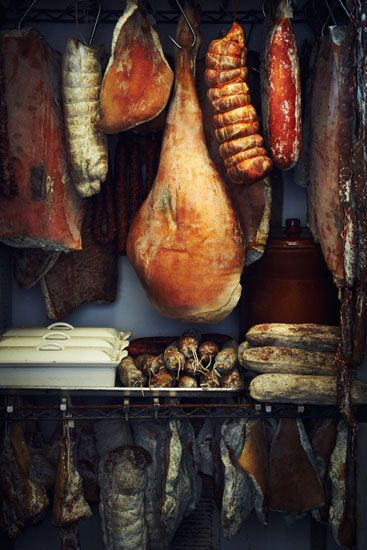 have only the finest charcuterie and cured meats delivered straight to your door... check out: www.carnivoreclub.co