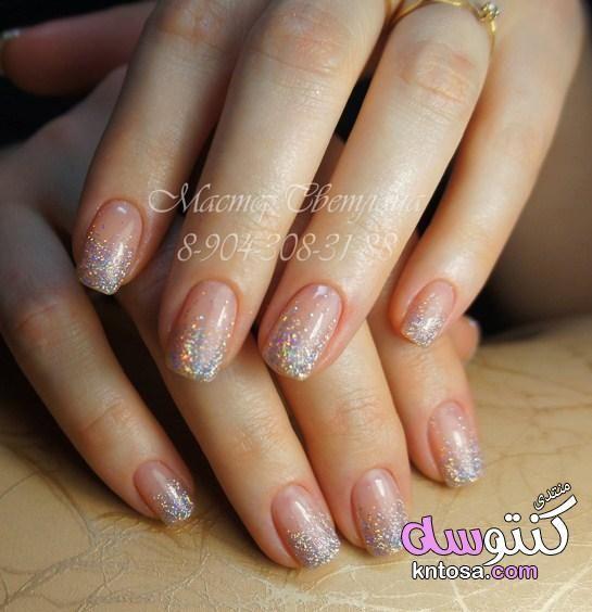 احدث مانيكير الفرنسية الأظافر مانيكير الأظافر الشفاف طلاء اظافر فرنسي كلاسيكي Kntosa Com 07 19 155 Nails Beauty
