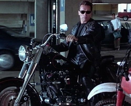Here's What Happened To Arnold Schwarzenegger's Motorcycle From Terminator