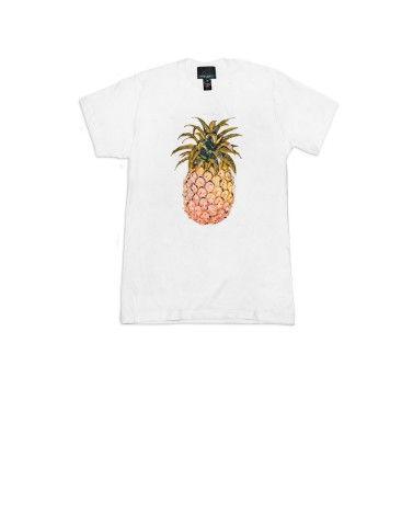 Cynthia Rowley -  Pineapple T | Tops