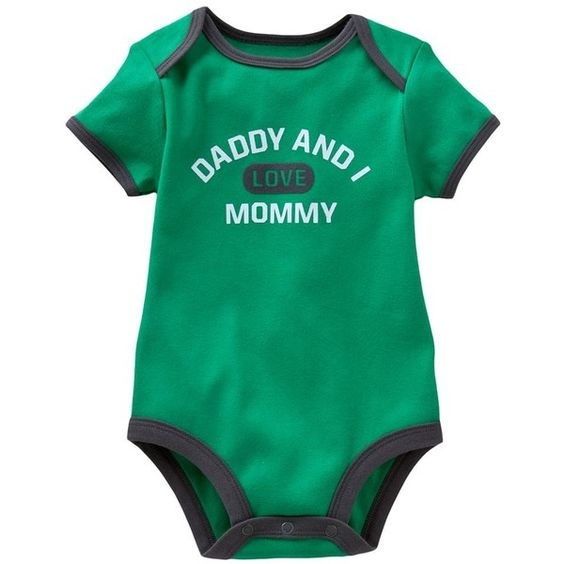 Carter S Daddy And I Love Mommy Bodysuit Newborn 7 99