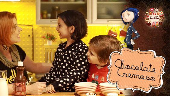 Chocolate Cremoso do filme Coraline - Playlist Tastemade Br #05