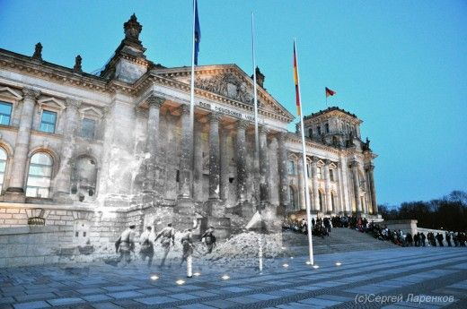 Berlin , WWII ghosts