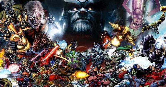 Kronos Avengers: Endgame