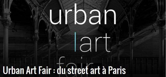 Urban Art Fair - Paris
