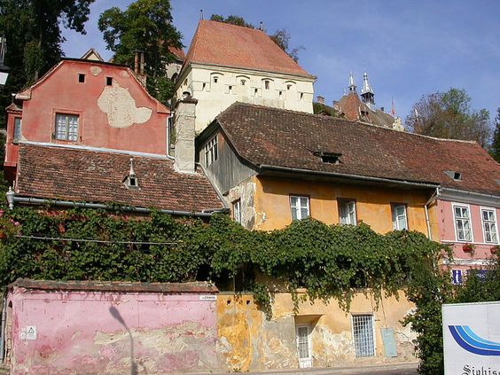 Must Visit Places In Romania | Historic Centre of Sighisoara