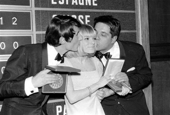 eurovision 1966 france gall