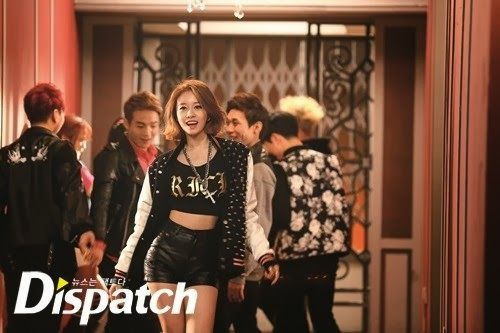 T-ara's BTS pictures from their '1977 Do You Know Me?' MV Filming revealed! ~ T-ara World ~ 티아라