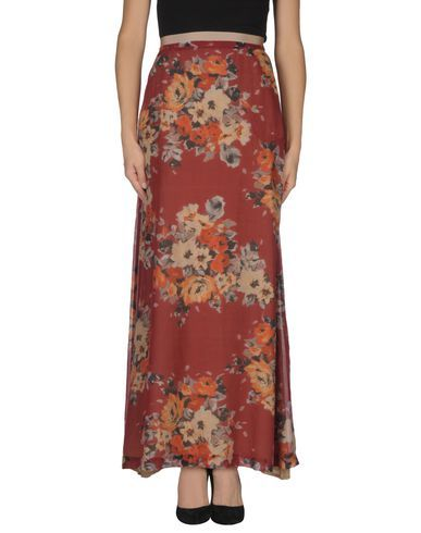 I found this great JUCCA Long skirt on yoox.com. Click on the image above to get a coupon code for Free Standard Shipping on your next order. #yoox