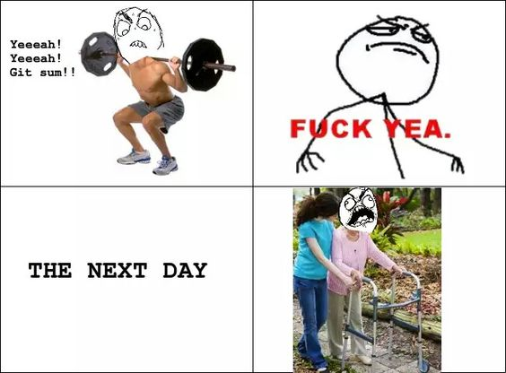 #Gym #Squat #Comics #Lol