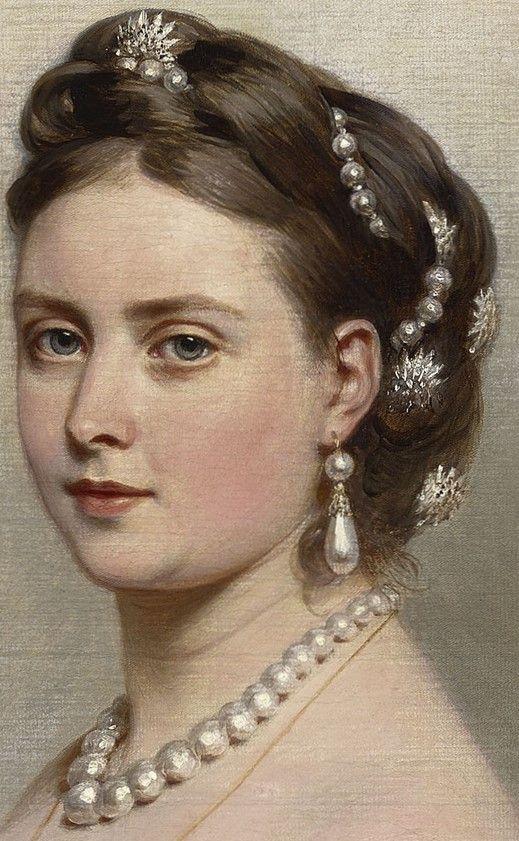 Victoria, Princess Royal  by Franz Xavier Winterhalter