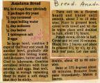 Anadama Bread :: Historic Recipe