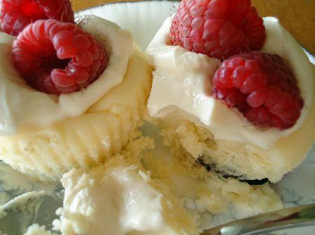 Gluten Free Mini Cheesecake