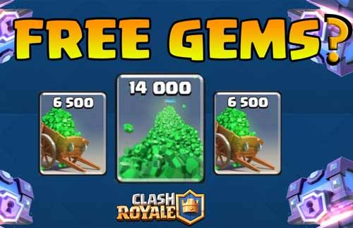 How To Get Free Gems In Clash Royale Hack