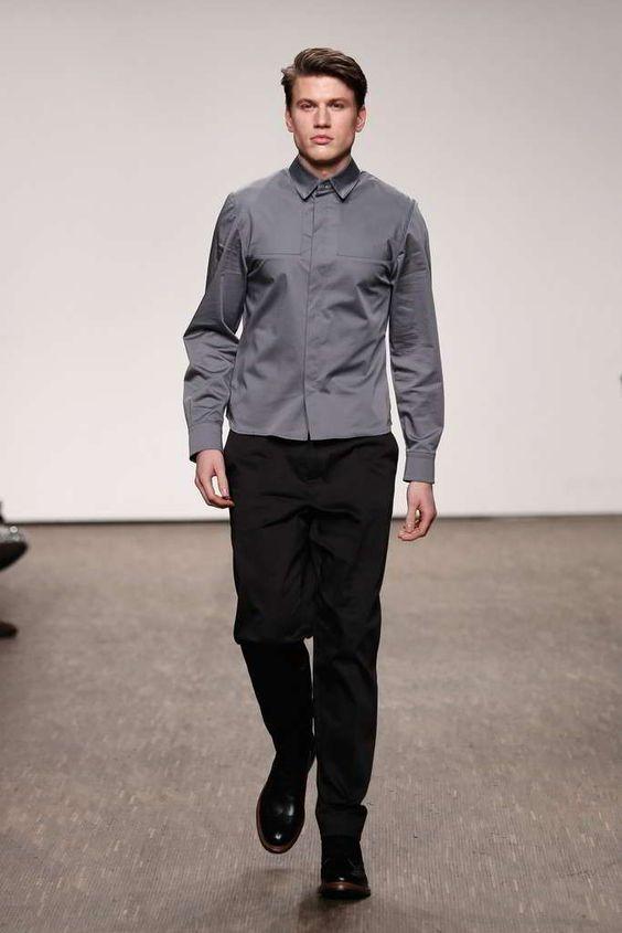 Male Fashion Trends: Brachmann Fall/Winter 2016/17 - Mercedes-Benz Fashion Week Berlin