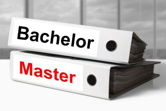 Wie sehen die #Berufschancen aus für #Absolventen die einen #Bachelor und keinen #Master abschließen? Wie wert ist eigentlich ein solcher #Abschluss ?