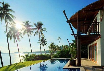5 Bedroom Grand Beachfront Pool Villa