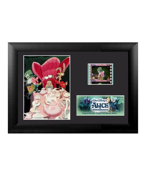 Look at this Alice in Wonderland FilmCells™ Wall Art on #zulily today!