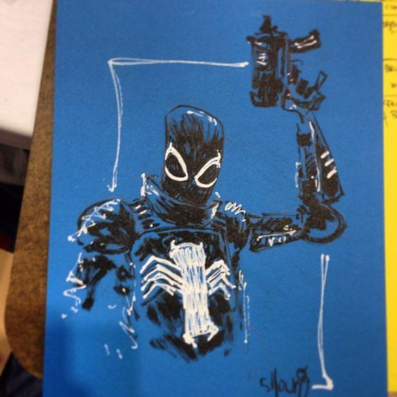 Venom by Skottie Young.