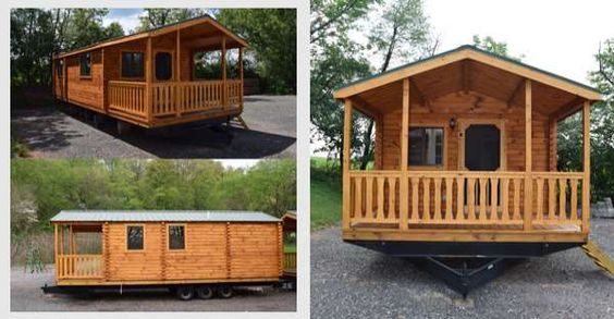 Only for People Who Want a Log Home, but Are Afraid They Can't Afford It