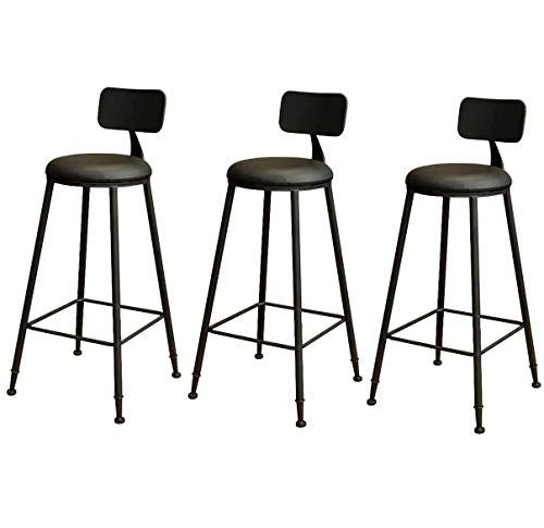 Bar Stool High Stool Iron Art Bar Stools Retro Vintage Rustic Pub Designer Stool Indust With Images Industrial Style Dining Chairs Black Dining Chairs Breakfast Bar Chairs
