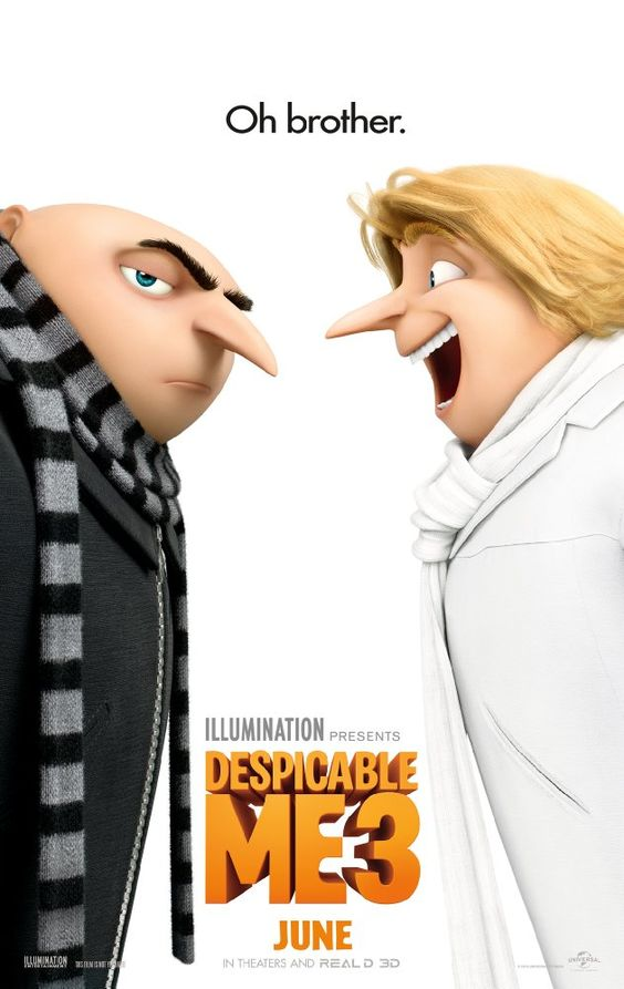 Despicable Me 3 (2017) (Indian Audio)