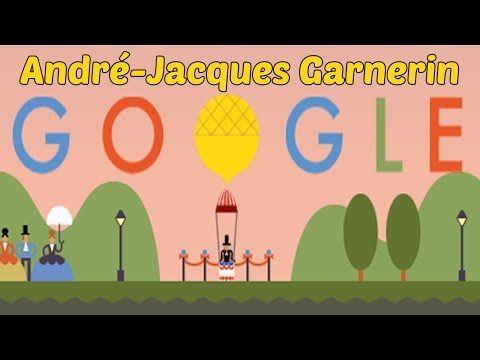 Hace 216 se realizó el primer salto en paracaídas de la historia. Google decide recrear el momento con una animación que incluye en su logo. #Video