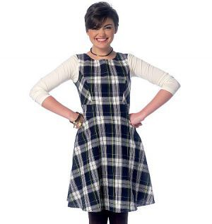 7188 McCalls Schnittmuster Kleid