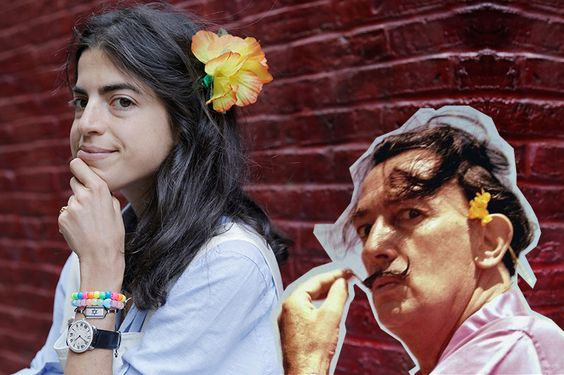 How to Look Like Salvador Dalí on the Spanish Riviera - Man Repeller