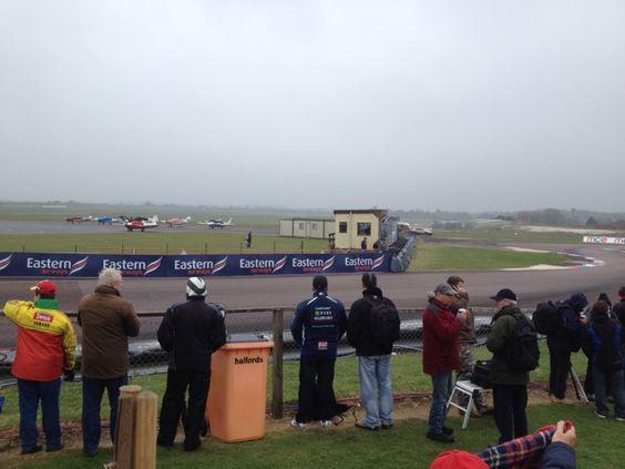 Thruxton Motorsport Centre in Andover, Hampshire