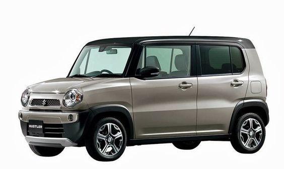 Suzuki Hustler - Motor Lovers