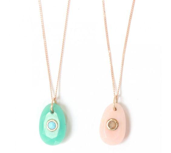 monvoisin turquoise designer pascale monvoisin opale fringues bijoux les trouvailles orso necklace necklace shop collier orso
