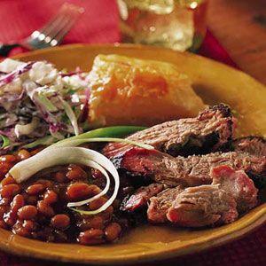 Smoky Barbecue Recipes | Barbecue Pork Shoulder | SouthernLiving.com
