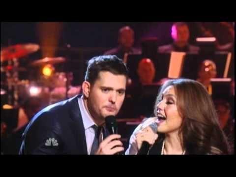 Michael Buble ft Thalia - Feliz Navidad