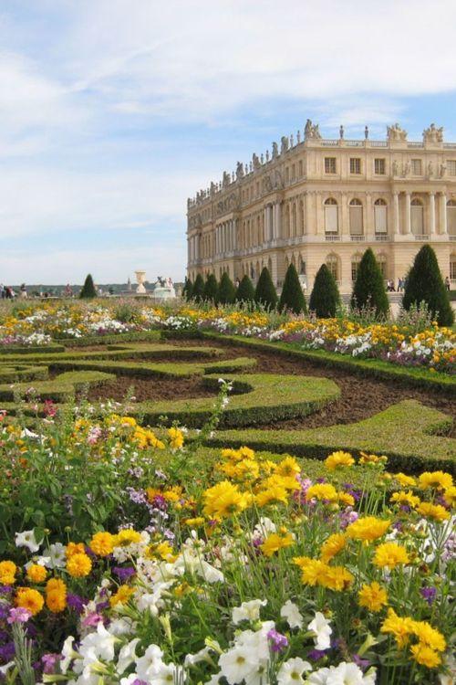 Versailles Garden, Franciaország