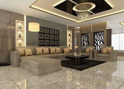 modern living room interior design ideas latest hall wall ...