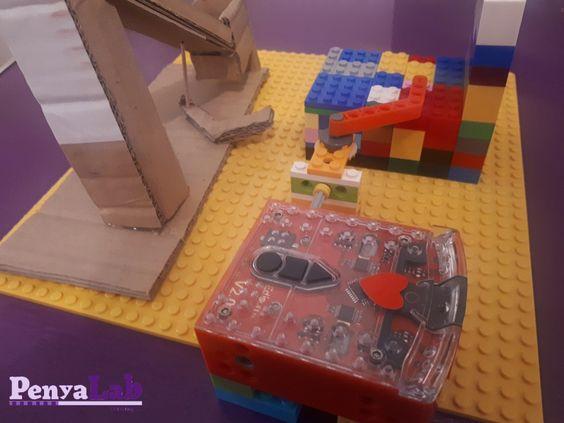 Diari d'un dispensador Edison 4 – Construïm la maqueta