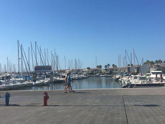 Vacances à Marseillan Plage avec des enfants Le blog de Maman - camping a marseillanplage avec piscine