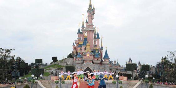 BuoniSconto: #Vinci #gratis un #viaggio a Disneyland Paris (link: http://ift.tt/2aobLMy )