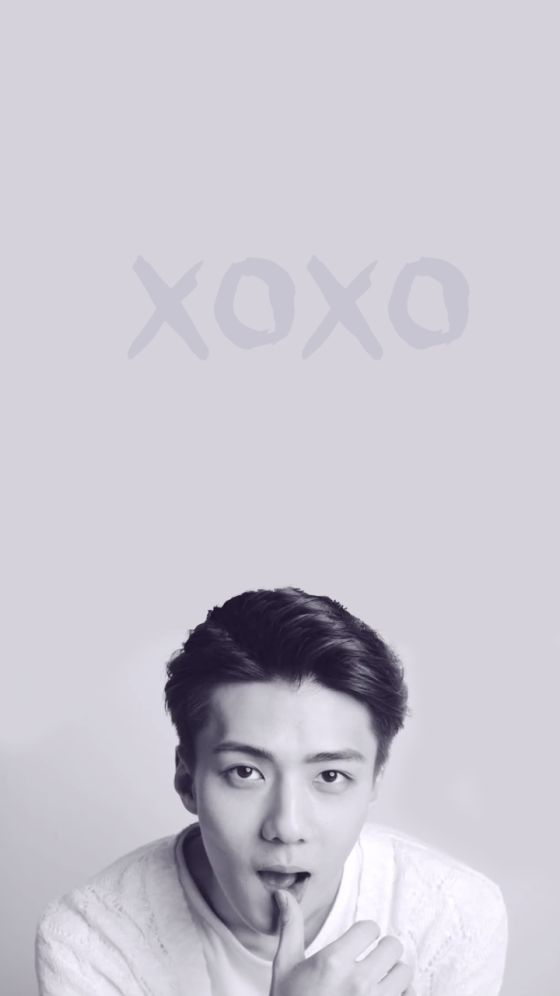 Exo, Sehun and Wallpapers on Pinterest