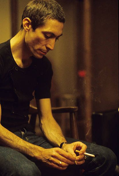 Eeyore's eye — thisaintnomuddclub: Charlie Watts backstage in...