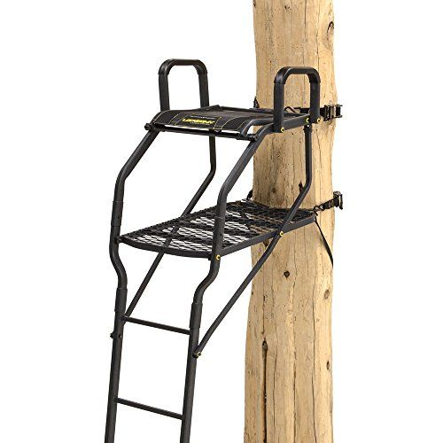Rivers Edge River S Edge Re653 Lockdown Bow Pro 1 Man Hunting Stand Https Huntinggearsuperstore Com Product Rivers Ladder Stands Hunting Stands River Edge