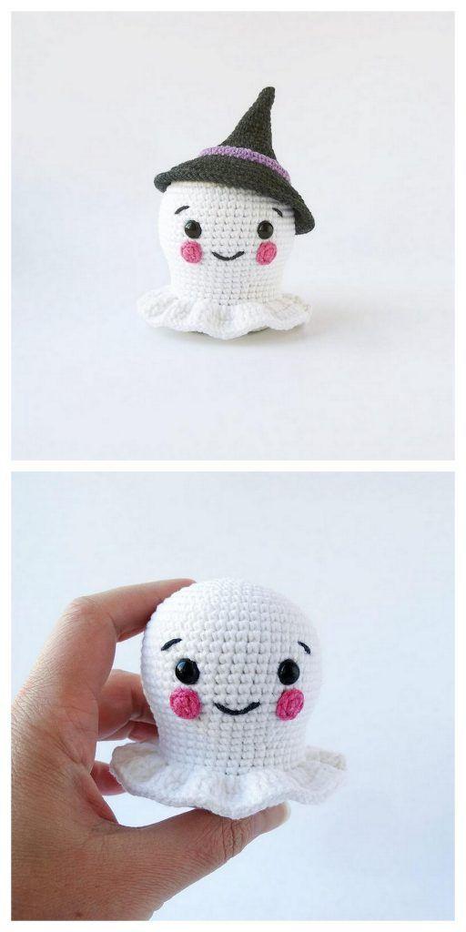 Halloween Cat amigurumi pattern - Amigurumipatterns.net | 1024x512