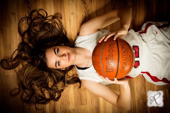 Basketball Senior Picture Ideas Basketball senior pictures
